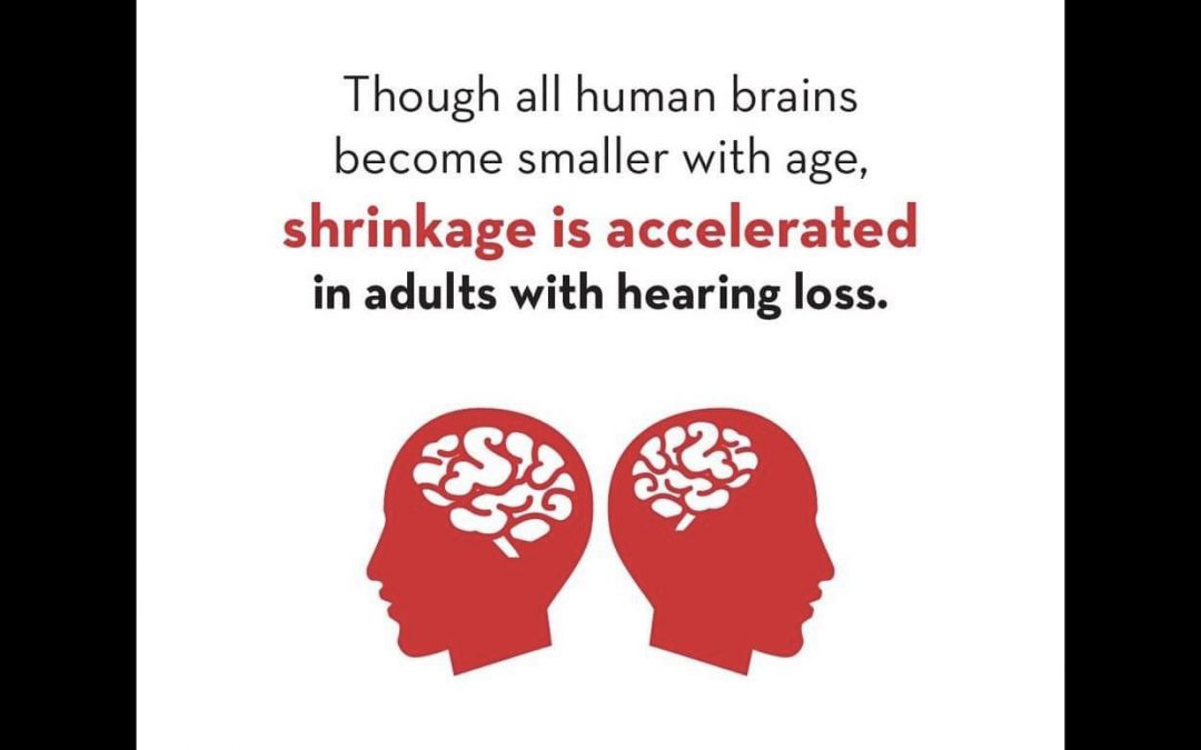 UNTREATED HEARING LOSS LINKED TO DEMENTIA, ALZHEIMER'S AND DIABETES